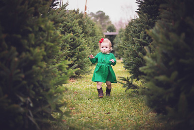 "Starts with the letter ""G"" Baby Girl Grover dressed in Green."