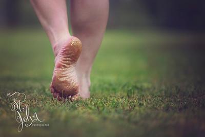 On My Feet... GLITTER!