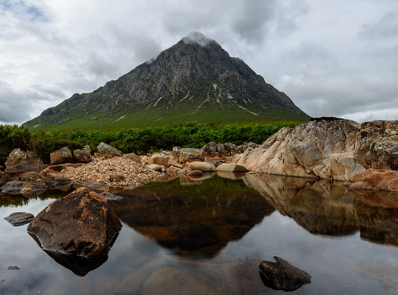 Reflecting on the Buchaille