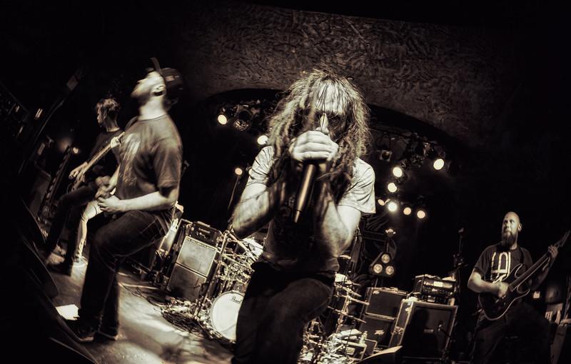SikTh @ The Showbox - Seattle, WA - 8/17/16