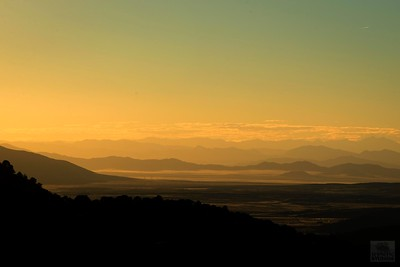View from Fishlake National Forest
