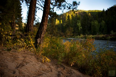 Picnic on the Blackfoot River