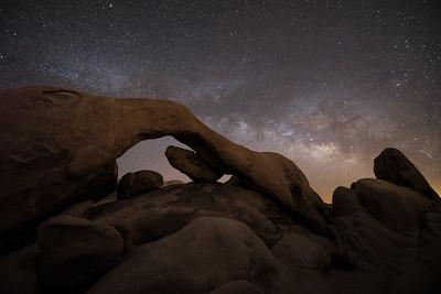 Arch Rock Milky Way - Sigma 14-24 f2.8 ART DG HSM | A