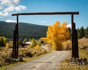 Ranch Gate