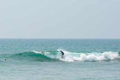 Surfing in Matara
