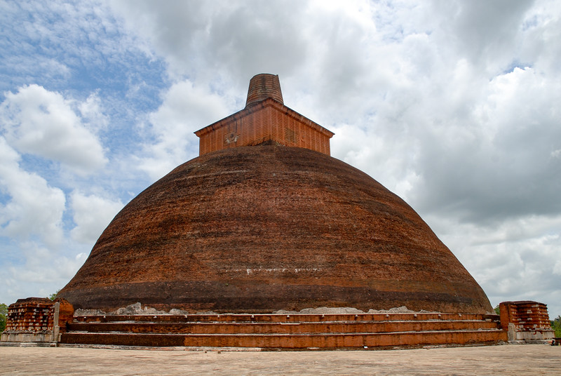 Not the same Stupa