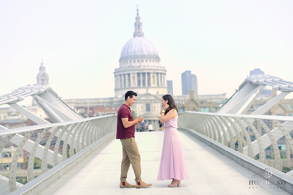 London Secret Proposal Photographer   (2)