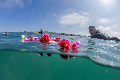 Paddle Out Lei