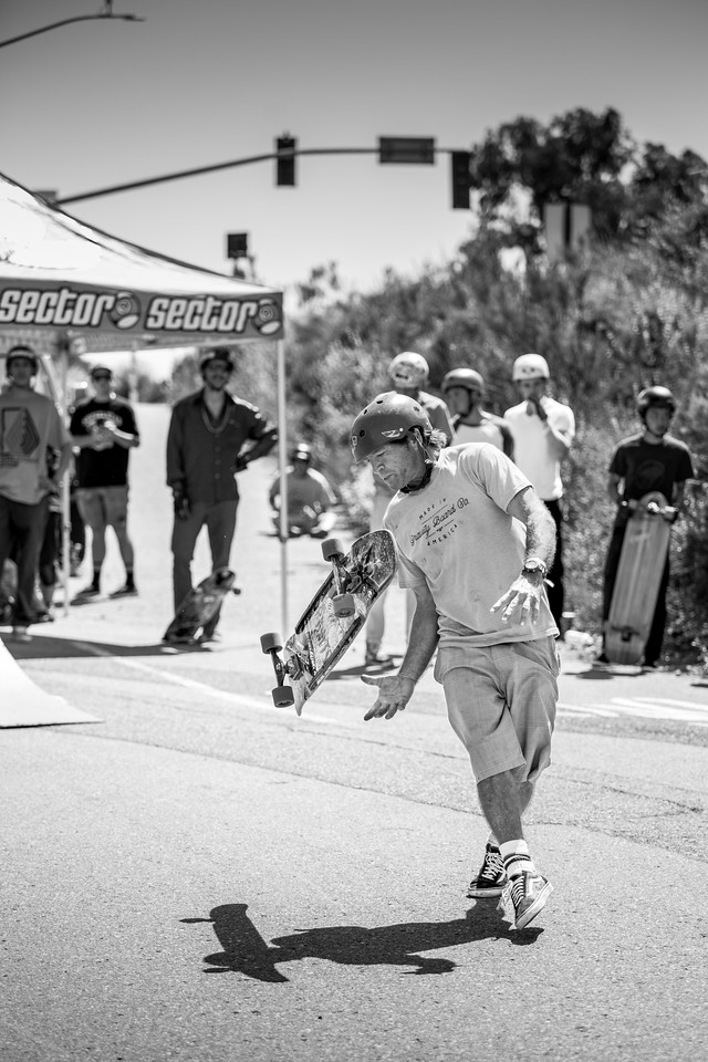 Downhill Disco, Freestyle