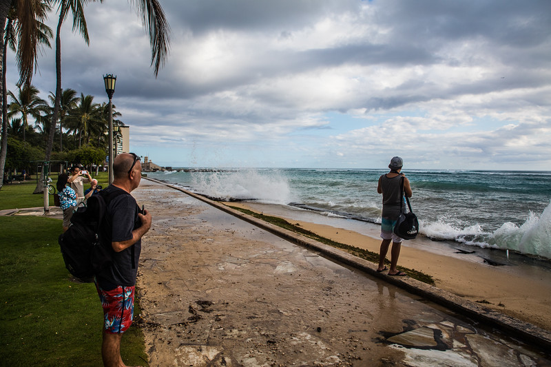Waikiki King Tides May 2017