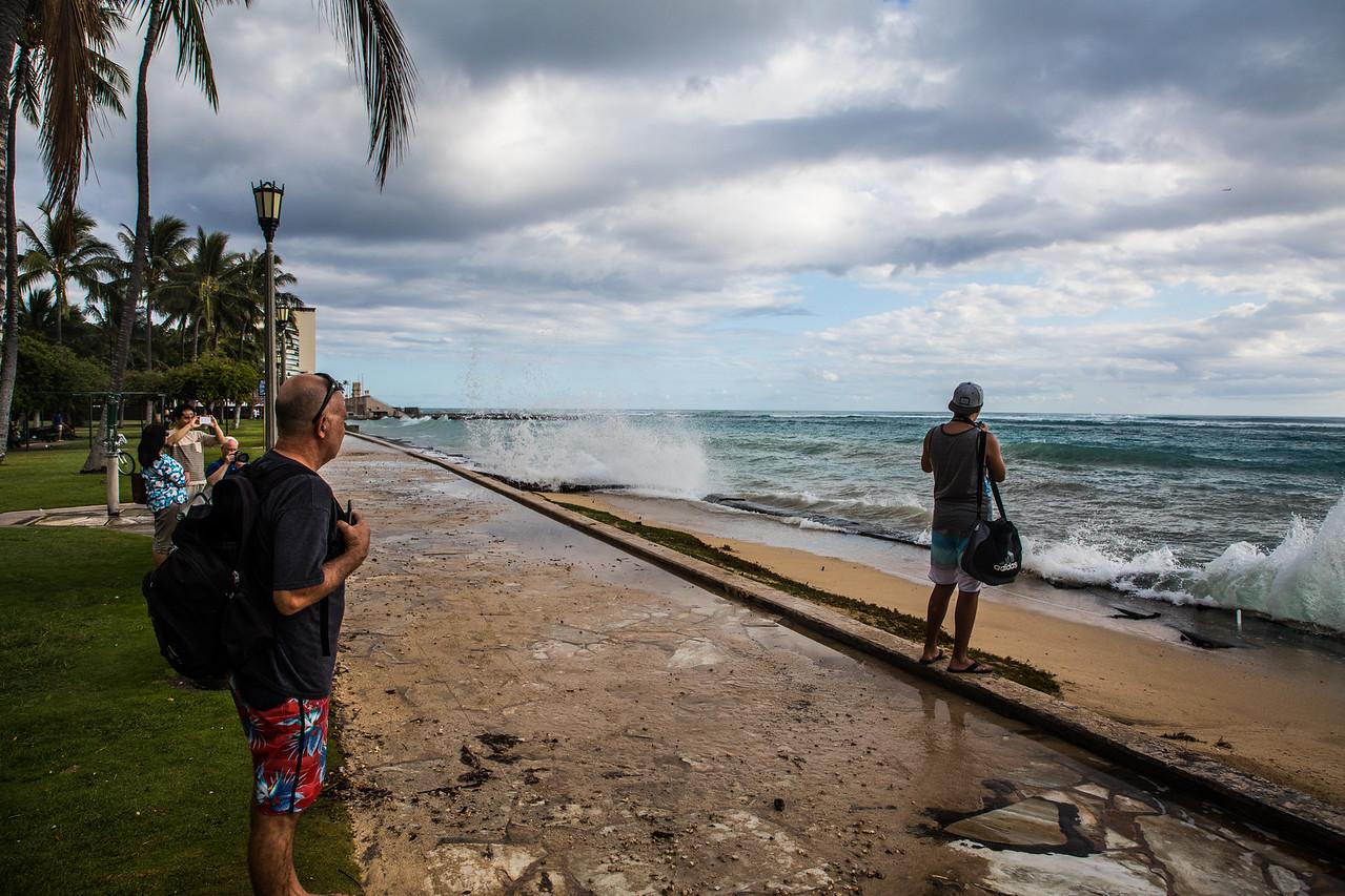 Waikiki King Tides May 2017