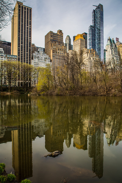 NYC April Reflections