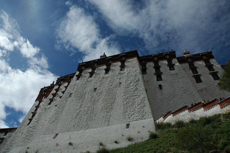 Potala close-up