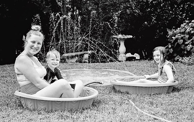 2020 July Pool Party at Grandfathers-5048 bw