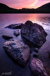 Sunrise at Stukely Lake