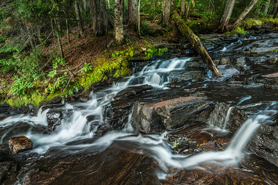 Les cascades waterfall