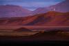 Sunrise in the Ódáðahraun desert