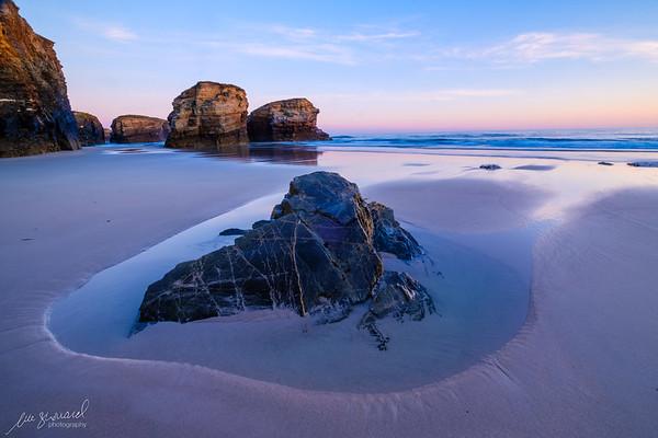 Praia de Augas Santas