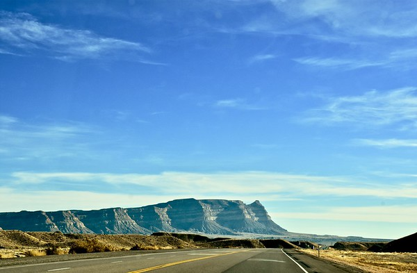 Every time we drive in Utah it reminds me how beautiful the desert is.