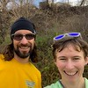 "Scott and I found some solid dirt on the trails closest to the old house: <a href=""https://connect.garmin.com/modern/activity/3234684578"">https://connect.garmin.com/modern/activity/3234684578</a>."