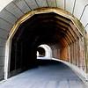 Twin Tunnels near Mosier, Ore.