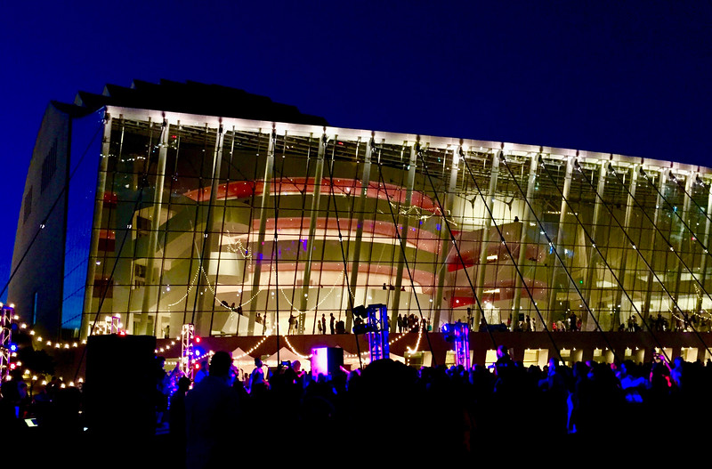 We've been conveniently close to the best parts of Kansas City. We are members of both the KC Rep and ballet. One of our favorite places has been Kauffman Center for the Performing Arts.<br /> <br /> We attended Kauffman's fifth birthday celebration this September.