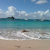 St Barth 2008 - 11th day <br /> Again, at Corossol Beach today. Extremely warm, about no wind. We have also visited l'Anse des Cayes and l'Anse des Lézards. Both are really wild!<br /> <br /> Two long snorkeling sessions with my son. Lot of stuff to look at there :)<br /> <br /> This evening, we wanted to have dinner at the Wall House Restaurant in Gustavia. As usual, without reservation, just forget it ;) So we were finally at Le Bouchon. Excellent for the price!<br /> <br /> Before dinner, some shopping at Mia Sia, Carat and Le Piment Vert. Very good (but cool) service everywhere.