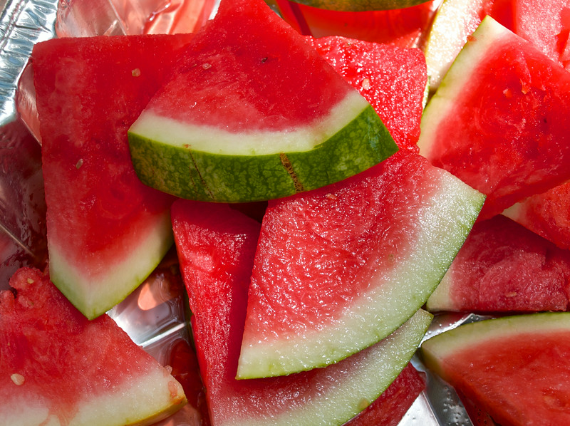 Watermelon Slices, 4th of July Party - Austin, Texas
