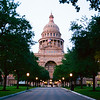 Texas State Capitol at Dusk - Austin, Texas