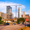 Downtown and More Construction - Austin, Texas