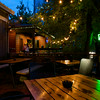 Javelina Outdoor Seating, Rainey Street - Austin, Texas