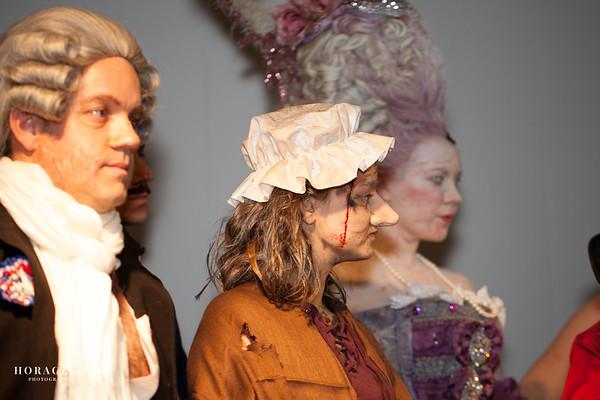 Professional Beauty London - The French Revolution  Horaczko Photography\