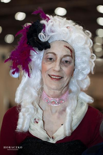 Professional Beauty London - The French Revolution  Horaczko Photography