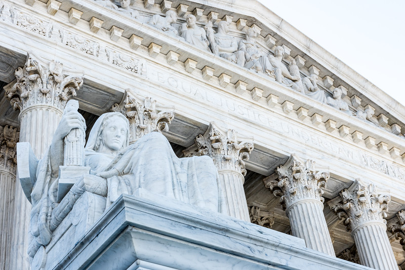 Equal Justice Under Law - The Supreme Court of the United States