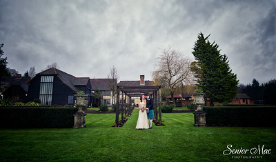 Cain Manor Wedding Photographer
