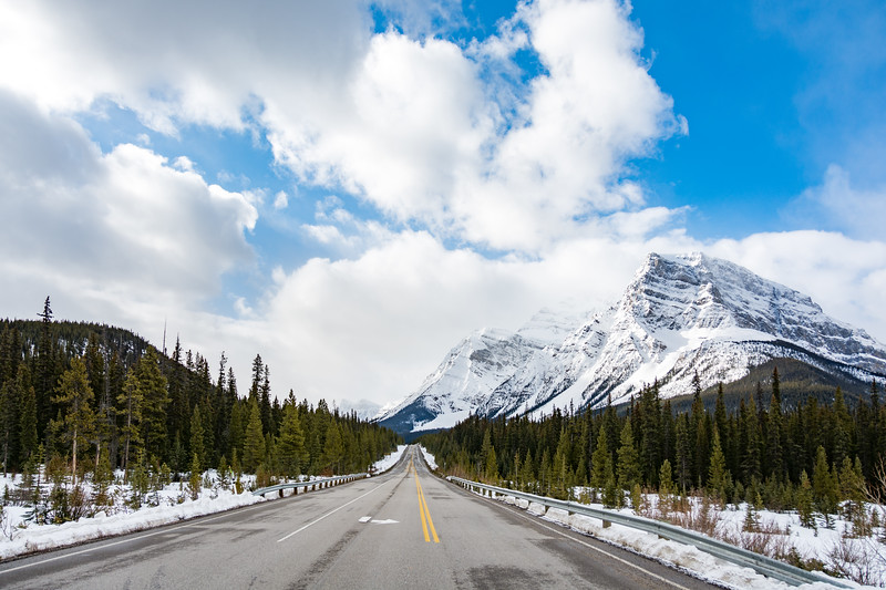 Icefields Parkway. Jaw Dropping