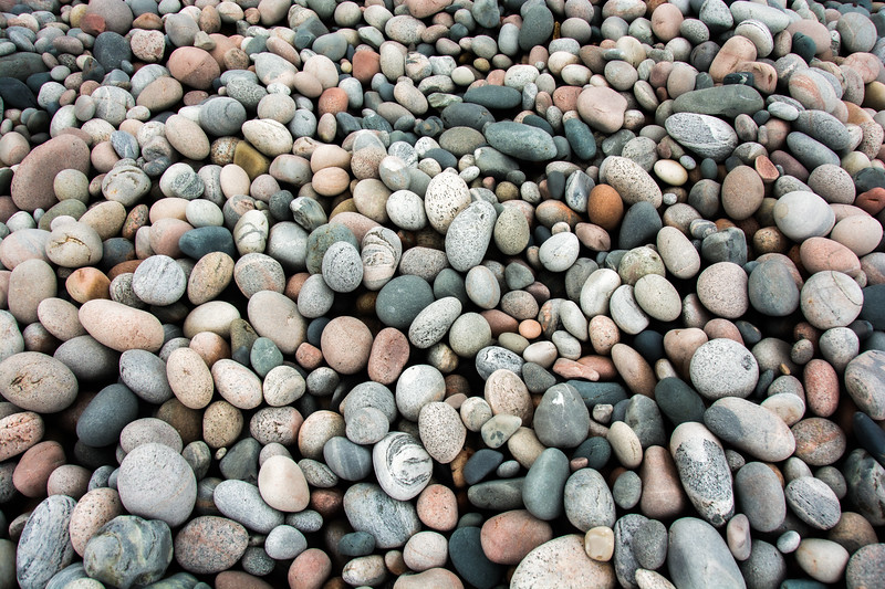 Pebble Beach, lake Superior