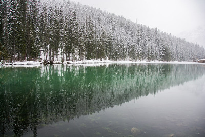 Olive Lake Kootenay National Park