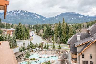 Last night in Whistler at The Four Seasons, Thank you. Gonna miss this view, even on a rubbish day