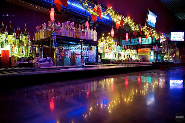 Bright Bar Lights
