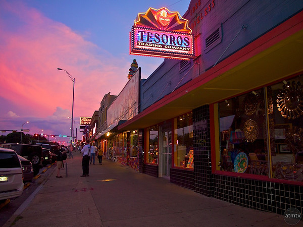 Tesoros Sunset - Austin, Texas