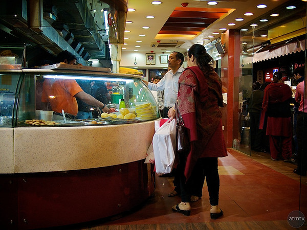 Ordering, Restaurant in Karol Bagh - Delhi, India