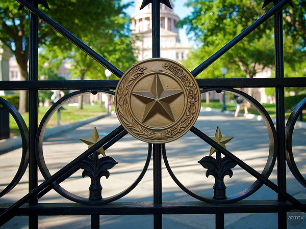 Capitol Gates, Texas State Capitol - Austin, Texas