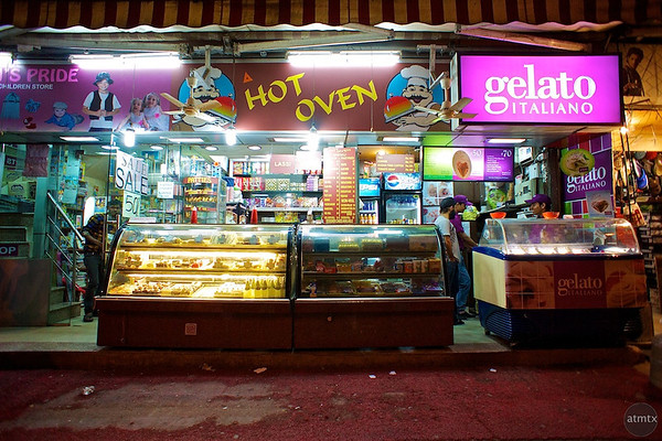 Hot Oven and Gelato - Delhi, India