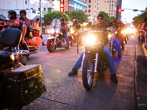 ROT Rally Parade #1, 2012 - Austin, Texas