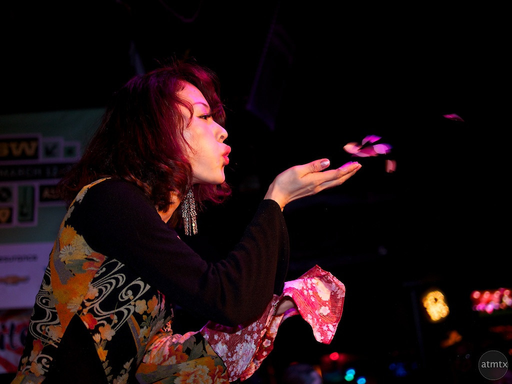 Kaori's Etherial Petals, Kao=S at 2013 Japan Nite - Austin, Texas