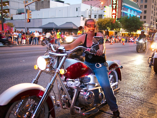ROT Rally Parade #5, 2012 - Austin, Texas