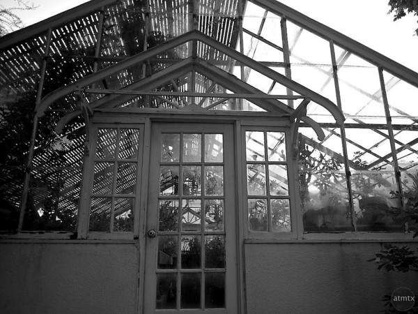 Greenhouse, University of Texas - Austin, Texas