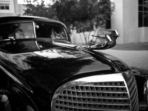 Baroque Hood, 1937 Cadillac Fleetwood - Austin, Texas