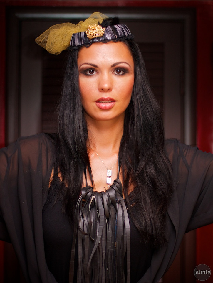 Mariana, Adore Salon, Austin Fashion Week 2012